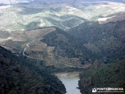 Parque Natural Arribes de Duero;madrid senderismo viajes puente mayo viajes puente de mayo